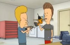 Beavis & Butthead are making a comeback
