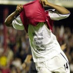 Thierry Henry was quite good wasn't he? After he scored against Liverpool in 2000, he symapthised with all those who'd backed a goal-less stalemate. He also, you'll remember, had another one 'For the West Indies'. 