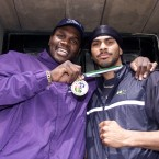 From his amateur days, Haye's talent stood out and he won silver at the 2001 World Amateur Boxing Championships.