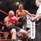 In 2006, Haye retained his European cruiserweight title and set himself up for a shot at the WBC belt with this ninth-round knockout of Italy's Giacobbe Fragomeni.