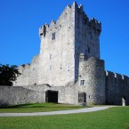 A ghost rider is the draw at Ross Castle, part of the Killarney Ghost Tour (killarneyghosttour.com) Pic: Jim Linwood/Flickr