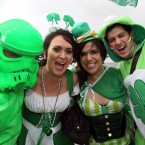 More Irish in fancy dress.