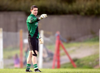 Cluxton's side were knocked out of the Dublin county championship on Saturday.