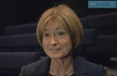 #Áras11 Quickfire Video Quiz: Mary Davis