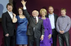 Liveblog: Michael D Higgins elected President – as it happened