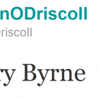 Brian O'Driscoll reveals his shameful secret.