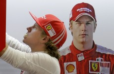 The Iceman cometh again: Raikkonen to return to Formula 1 next season