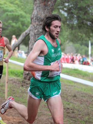 Sweeney has now secured automatic qualification for the European Cross Country Championships.