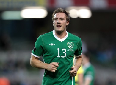 Lawrence has not been a regular fixture in the Ireland side of late.