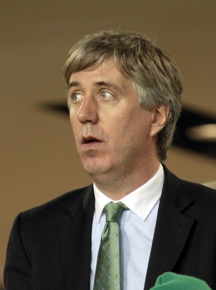 FAI chief John Delaney.