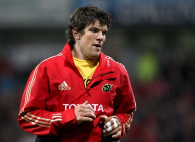 O'Callaghan believes abstaining from sex has an influence on players during ...