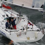 Mark became the first blind man to sail around Ireland non-stop shortly before his accident last year.