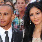 X Factor USA judge Nicole Scherzinger and F1 driver Lewis Hamilton ended their four-year relationship in October.