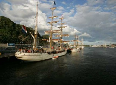 This summer's Tall Ships festival in Waterford was a great success for the city.