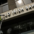 For a relatively small action, the removal of the words 'ANGLO IRISH BANK' from outside the bank's headquarters proved cathartic for an angry public. The bank itself went out of existence in July, merging with Irish Nationwide to form the 'Irish Bank Resolution Corporation'.