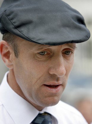 Michael Healy-Rae was taken to hospital yesterday