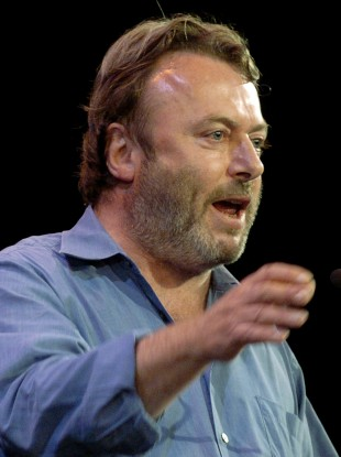 Hitchens in 2005 
