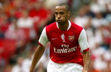 Wenger confirms Henry's return to Arsenal