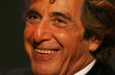 Al Pacino coming to Dublin for film fest – and Oscar Wilde