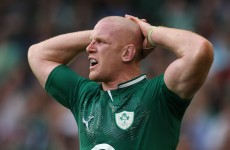 O'Connell handed captain's armband for Six Nations