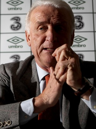 Giovanni Trapattoni: visit to Poland this week. 