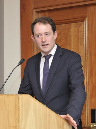 Fine Gael Minister of State for Research and Innovation, Sean Sherlock. File photo.