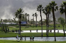 High winds wreak havoc on PGA Tour