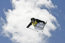 Top freestyle skier in coma after accident