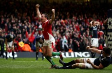 Six Nations golden moments: Wales' frantic comeback v Scotland, 2010