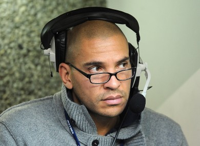 Collymore has been a vocal campaigner against racism in football.
