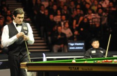 Hearn voices concerns over stay-at-home O'Sullivan's world ranking