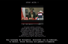 Hackers take down Polish government websites in ACTA attack