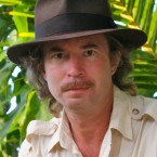 A traditional Australian Akubra hat, expertly modelled here (puuikibeach on Flickr)