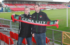 Rebel rebel: Murray returns 'home' to Cork City