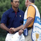 They were once the happiest couple in golf. Steve Williams stuck by Tiger Woods when everyone else deserted him in 2010. Yet when Woods returned he took little time in dumping his long time caddy.