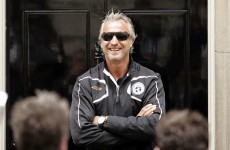 Ginola hospitalised following ski accident – reports