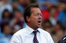 Curbishley top of Wolves' three-man shortlist