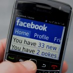 More than 425 million users accessed Facebook on their mobile device in December. The Facebook app is the most downloaded app on all smartphones. (Photo: Anthony Devlin/PA)