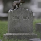 Is this guy in grave danger? Sorry (AP Photo/David Duprey)