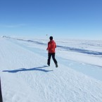 Richard is aiming to complete seven marathons on seven continents in less than five days
