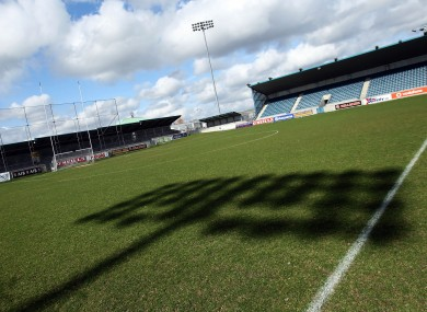Parnell Park: better get those lines repainted.