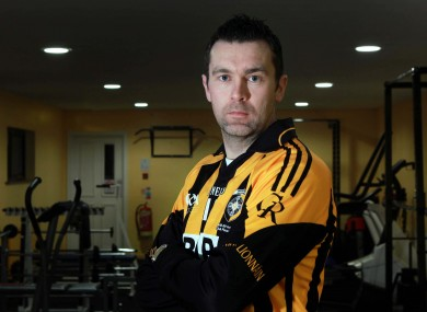 Crossmaglen's Oisin McConville (file photo)