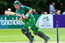 Stirling's haul helps Ireland past Kenya