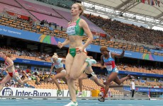 Hurdles: O'Rourke quietly confident in Olympic build-up