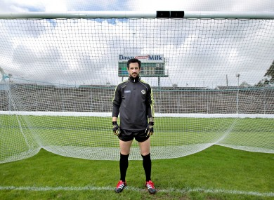 Paul Galvin: injury frustration.