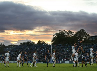 Glasgow's 23-19 win in the RDS last September was the last time that Leinster lost a game.