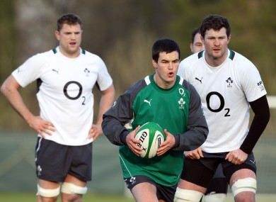 Jonathan Sexton will again start the Six Nations as first choice