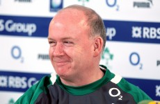 'We can't run away thinking we're great just because we stole a couple of tries' – Declan Kidney