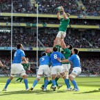 It's been a slow and steady route back to his best from Heaslip's flashy start to his international career.