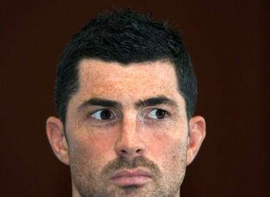Rob Kearney: we're in better shape now.